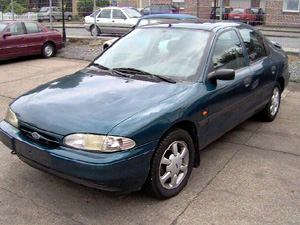 Ford Mondeo 1992
