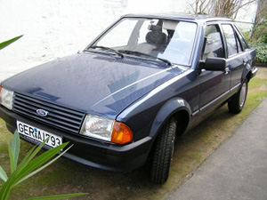 Ford Escort, Orion 1980 - 1985
