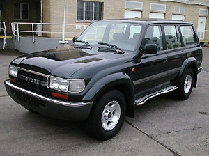 Toyota Land Cruiser 1980-1997