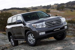 Toyota Land Cruiser 200 - с 2008 года - инструкция по ремонту