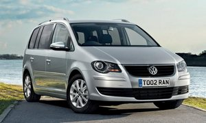 Volkswagen Touran, Golf V, Golf Plus, Jetta с 2003 г. − руководство по ремонту и эксплуатации